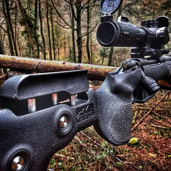 Grs Berserk Remington 700 Minox Zp 8