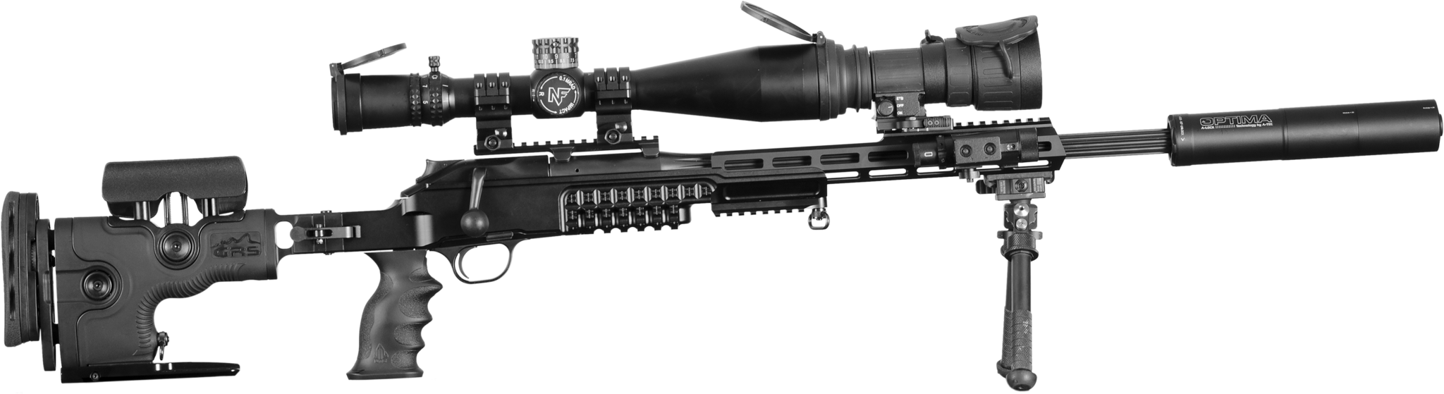 Grs Ragnarok Rightview Rifle Blaser R8
