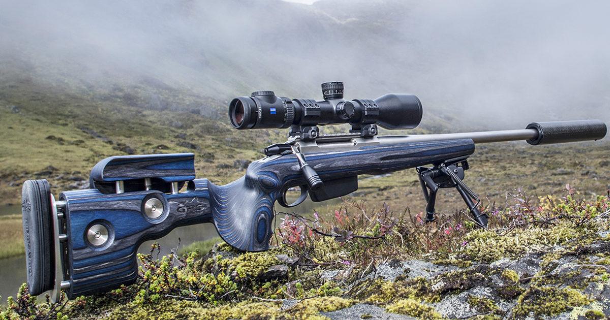 GRS Sporter from GRS Riflestocks